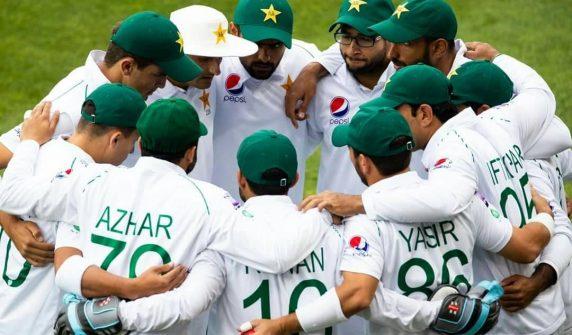 آئی سی سی ٹیسٹ رینکنگ، پاکستانی کھلاڑیوں کی تنزلی