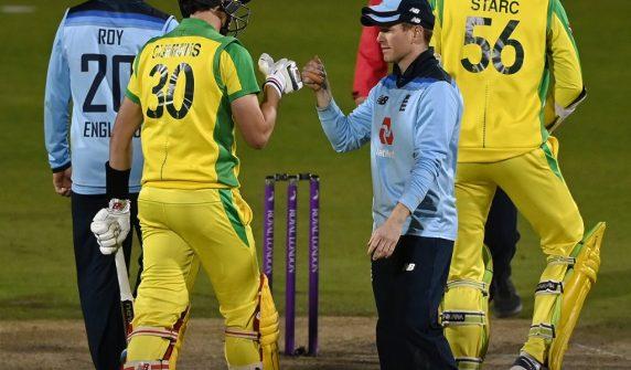 آسٹریلیا ون ڈے سیریز کا فاتح ،انگلینڈکو شکست