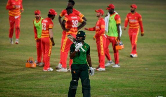 زمبابوے تیسرے ون ڈے میں کامیاب، سیریز پاکستان کے نام